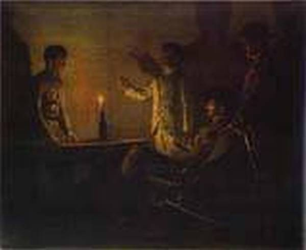 Interrogation of a deserter 1901 xx the museum of art nikolayev ukraine